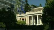 Griechenland schlägt höhere Steuern und Rentenreform vor