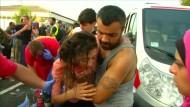 Ungarn nimmt 29 Flüchtlinge fest