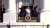 Papst fordert Maßnahmen gegen Klimawandel