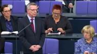 Koalition uneinig über Asylverfahren