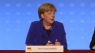 Merkel sieht Fortschritte in der Ukraine-Krise