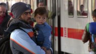 Regierung hält an Jahresprognose für Flüchtlinge fest