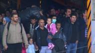 EU will weitere Flüchtlingszentren schaffen