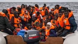 Libyens Regierungschef gegen EU-Flüchtlingszentren im eigenen Land