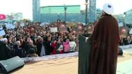 Saudi-Arabien kappt Handelsbeziehungen zu Iran