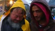 Ai WeiWei in Idomeni
