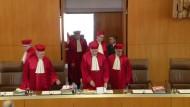 Im März ging der Streit um den Atomausstieg vor das Verfassungsgericht