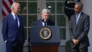 Obama nominiert Merrick Garland für Obersten Gerichtshof