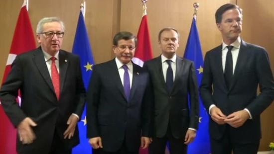 EU und Türkei einigen sich auf Flüchtlingsabkommen
