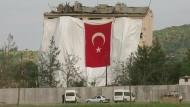 Anschlag auf Polizeiwache im Südosten der Türkei
