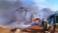 Zahlreiche Tote bei Luftangriff auf Flüchtlingslager in Syrien