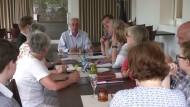 SPD-Basis besorgt über Zustand der Partei