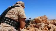 Libyen fordert Waffenlieferungen