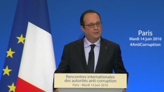 Hollande spricht von Terrorakt