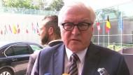 Steinmeier: Das ist ein bitterer Tag für Europa