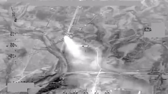 Mehr als 250 Kämpfer bei Luftangriffen im Irak getötet