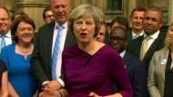 Großbritannien bekommt wieder eine Premierministerin