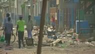 Der Bürgerkrieg im Südsudan flammt neu auf.