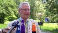 Herrmann: Ansbach-Attentäter hatte direkt vor Anschlag Chat-Kontakt