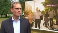 Bürgermeister Müller will klare Kante gegen AfD zeigen