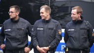 Regierung beschließt massive Aufstockung der Bundespolizei