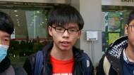 Thailand verweigert Studentenführer aus China die Einreise