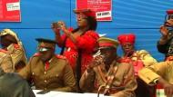 Herero und Nama fordern Reparationen von deutscher Regierung