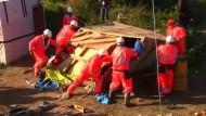 Behörden in Calais reißen Flüchtlingslager ab