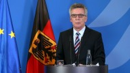 Bedrohungslage in Deutschland bleibt hoch