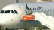 Flugzeugentführung endet gewaltlos