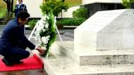 Abe gedenkt Pearl-Harbor-Angriff auf Hawaii