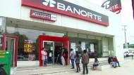 Mexikaner haben Angst um ihr Geld