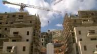 Israel verstärkt Siedlungsbau im Osten Jerusalems