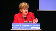 Merkel: CDU Partei der Subsidiarität