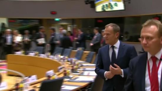 Showdown um Tusk auf EU-Gipfel
