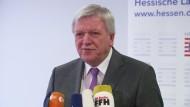 Bouffier: Erdogan in Deutschland nicht willkommen
