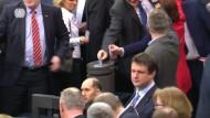 Bundestag beschließt Pkw-Maut