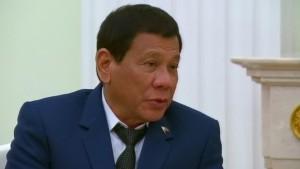 Duterte verhängt Kriegsrecht