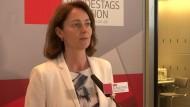Katarina Barley soll neue Familienministerin werden