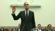 Sonderermittler Mueller ermittelt gegen Trump
