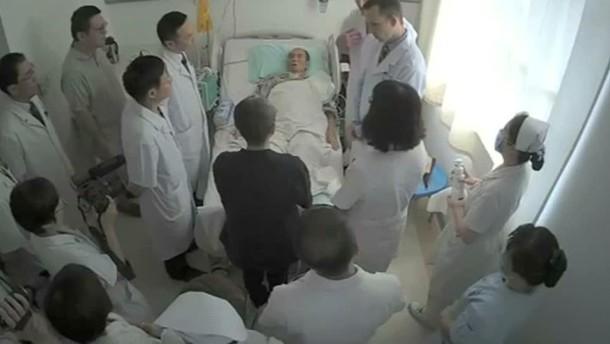 Gesundheitszustand von Liu Xiaobo sehr kritisch