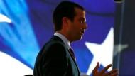 Senatoren wollen Trump-Sohn zu Russland-Kontakten befragen
