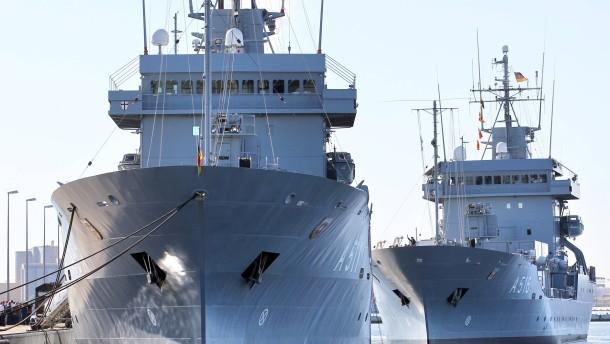 Mehrheit der Deutschen gegen Eingreifen der Nato