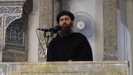 Rätsel um den Luftangriff auf Al Bagdadi