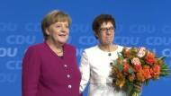 Kramp-Karrenbauer ist neue CDU-Generalsekretärin