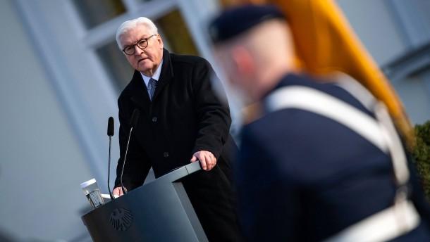Bekenntnis zur Bundeswehr