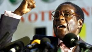 Mugabe gewinnt umstrittene Präsidentschaftswahl