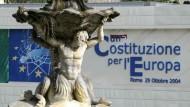 """Die EU-Verfassung: Auf dem Weg zur europäischen """"Wahrheit""""?"""