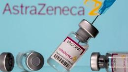Astra-Zeneca umständehalber abzugeben