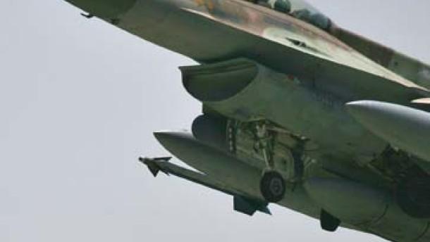 Marine-Hubschrauber wieder von israelischem Jet bedrängt